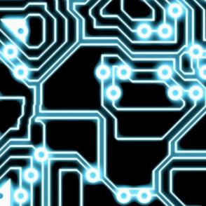 ELECTron - Blue / Black - Random