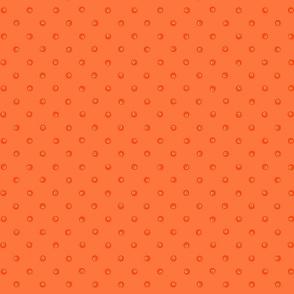 Dotty Dots - orange