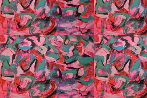 Shake fabric by kathleenkaller on Spoonflower - custom fabric