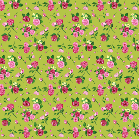 It´s summer! fabric by rosapomposa on Spoonflower - custom fabric