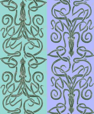 Minoan, Mycenaean; Cephalopod, Squid