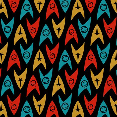 Star Trek TOS Insignias (4-color)