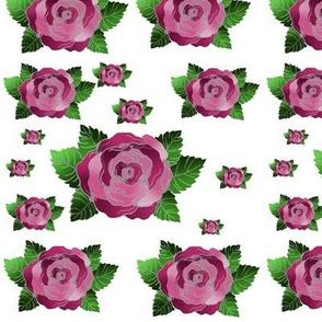 Anna's Roses