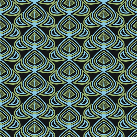 match_1_black fabric by kirpa on Spoonflower - custom fabric