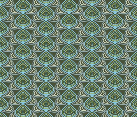 Match_1_green fabric by kirpa on Spoonflower - custom fabric