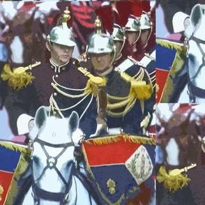 Republic Guard Calvary