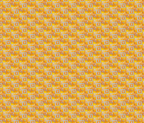 American Cheese In A Blender fabric by donna_kallner on Spoonflower - custom fabric