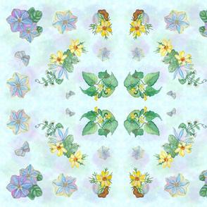 Ameraucana Flowers