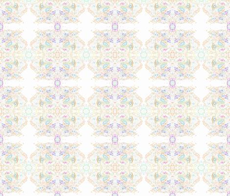 Neuroscan - Pastel multi fabric by tequila_diamonds on Spoonflower - custom fabric
