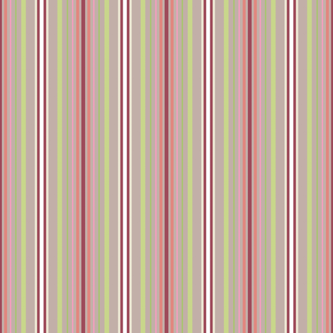 Level_One_Stripe_in_Taupe fabric by patsijean on Spoonflower - custom fabric