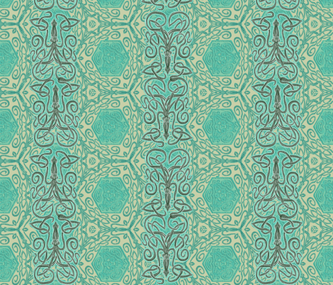 Mariner's Quay fabric by wren_leyland on Spoonflower - custom fabric