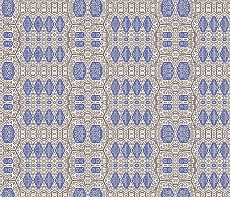 Greek Ship Galleys fabric by wren_leyland on Spoonflower - custom fabric