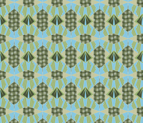 match1_fly fabric by kirpa on Spoonflower - custom fabric