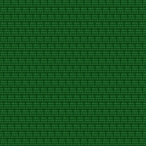 Binary Green