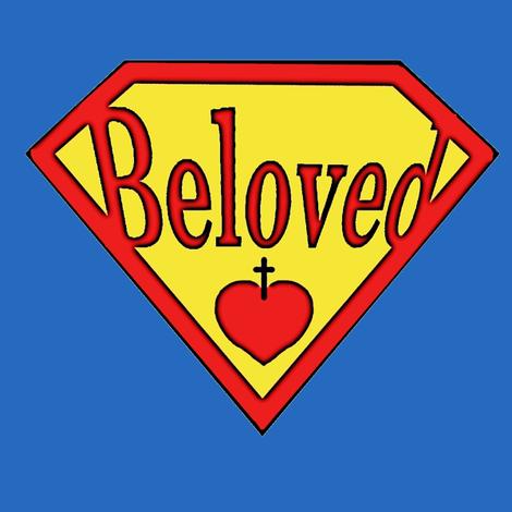 Beloved fabric by feebeedee on Spoonflower - custom fabric