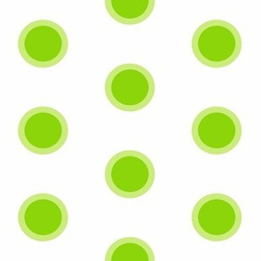 Lime bubbles Milkshake Polka