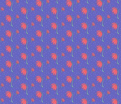 Flowers fabric by taramcgowan on Spoonflower - custom fabric