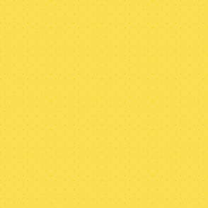 Teeny Tiny Dots - yellow