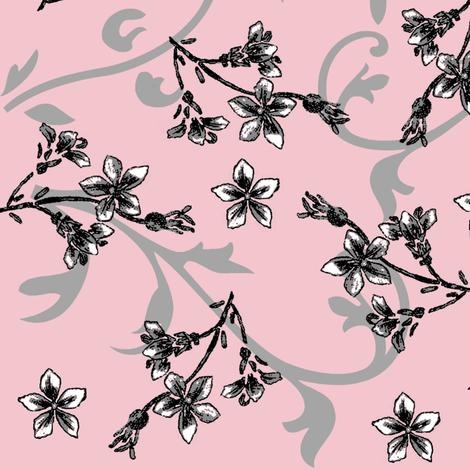 paris original jasmine fabric by paragonstudios on Spoonflower - custom fabric