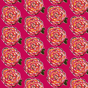 fifties flowers