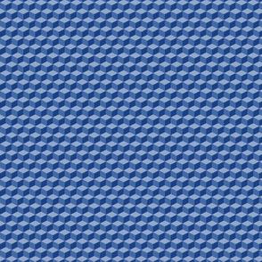 Cubes (Blue/Violet)