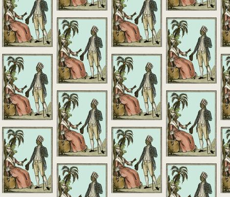 Palaver fabric by nalo_hopkinson on Spoonflower - custom fabric