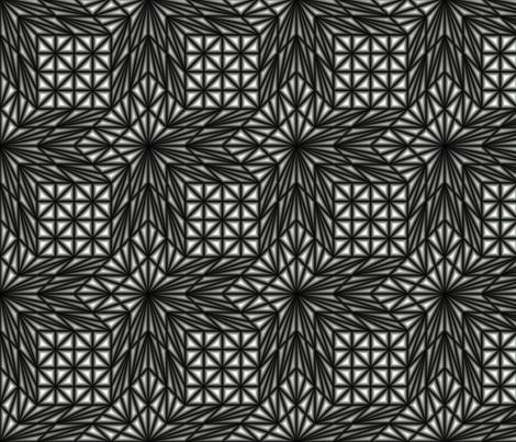 I Screen fabric by feebeedee on Spoonflower - custom fabric
