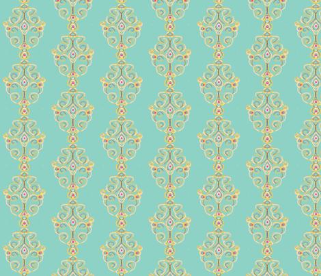 Icefairy Ballroom fabric by kerryn on Spoonflower - custom fabric