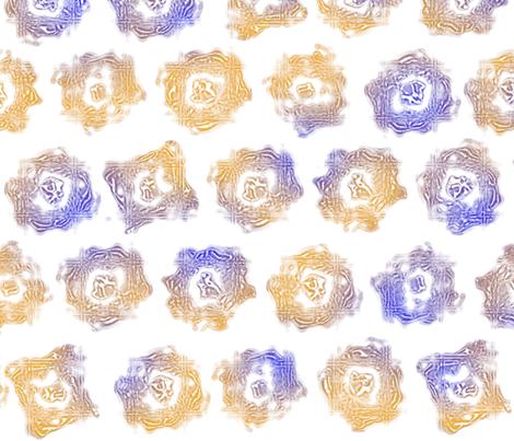Flowerglass2_3 fabric by wordfabric on Spoonflower - custom fabric