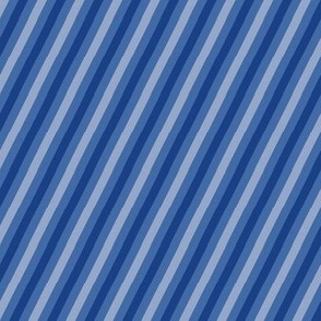 Stripes (Blue/Violet)