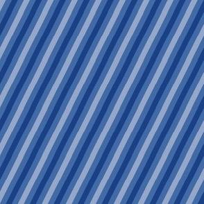 Stripes (Blue/Violet)