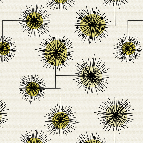 Self Sowing fabric by donna_kallner on Spoonflower - custom fabric