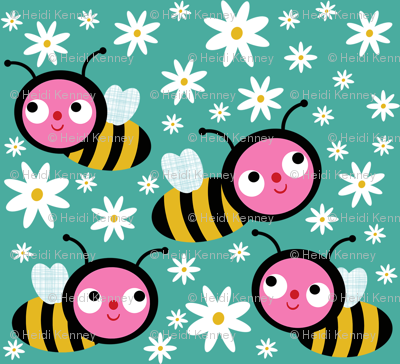 The Honey Bees