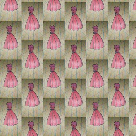 """Dress Pattern"" fabric by omf on Spoonflower - custom fabric"
