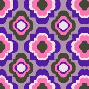 Bold Vintage - Purple