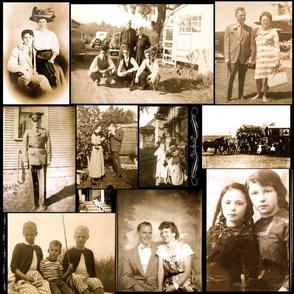 Sepia Memories