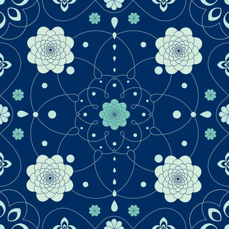angiosperm fabric by eefypeefy on Spoonflower - custom fabric