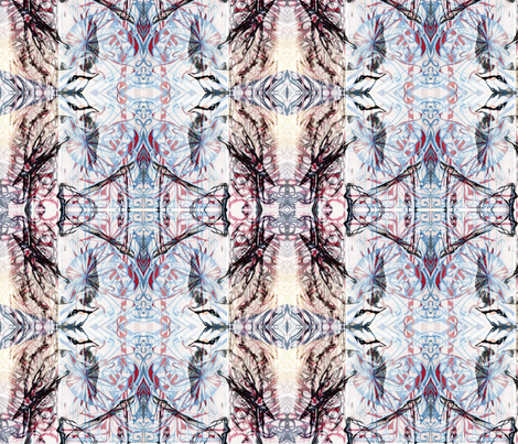 Bird  fabric by maryo on Spoonflower - custom fabric