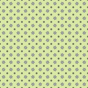 Tiny gear green