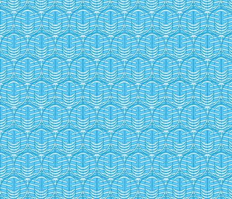 FOREST WINDOW SKY -ed fabric by glimmericks on Spoonflower - custom fabric