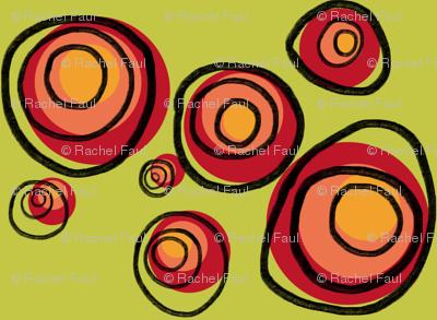 Pistachio Poppies