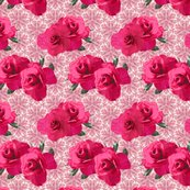 Rrrfour_roses_on_extra_large_flat_pink_1276991_rrturquoise_stamp_fixed_1245113_rinverted_color_changed_stamp-fixed_1241967_rdriftwood-templateo4_on_pink_lace_shop_thumb