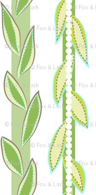 garden vines - lime