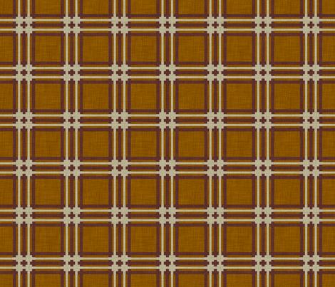 burlap_tartan fabric by holli_zollinger on Spoonflower - custom fabric