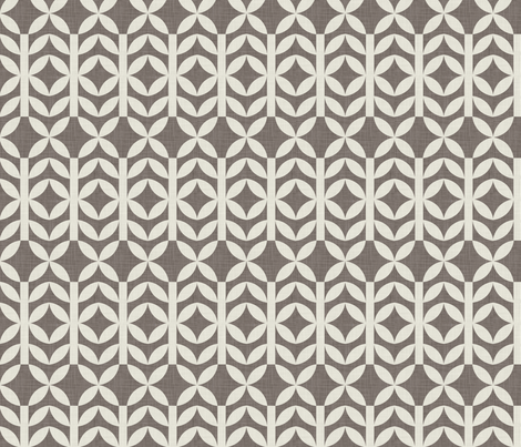 burlap_peashoots fabric by holli_zollinger on Spoonflower - custom fabric