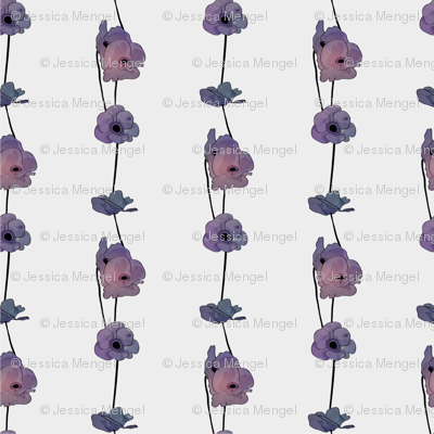 Galaxy Poppies