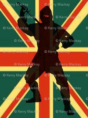 Union Jack Ninja