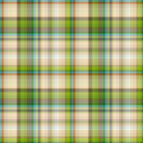 garden plaid fabric by oranshpeel on Spoonflower - custom fabric