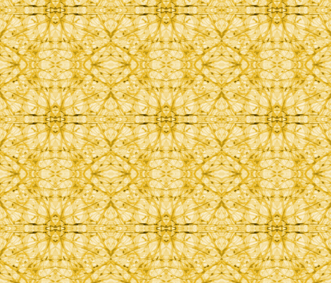 Medislide Kaleidoscope - Maize fabric by tequila_diamonds on Spoonflower - custom fabric