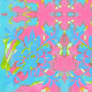 Retro Pink-ch-ed-ed